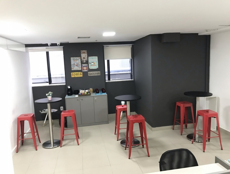 Sala Privativa em Coworking Distrito Industrial - Sala Privativa Alugar