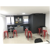 sala privativa em coworking Portal do Paraíso I